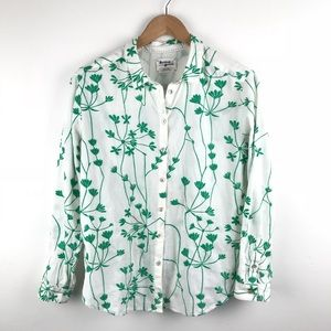 Holding Horses Anthropologie embroidered shirt